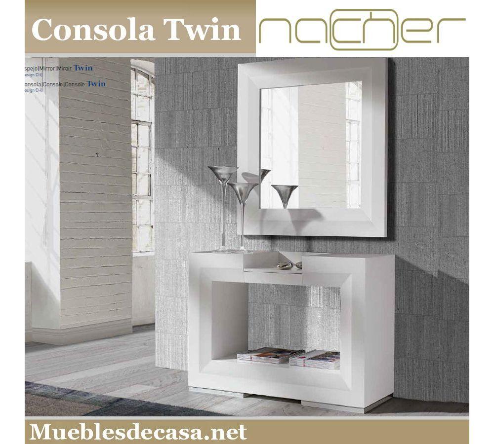 consola Twin de Nacher