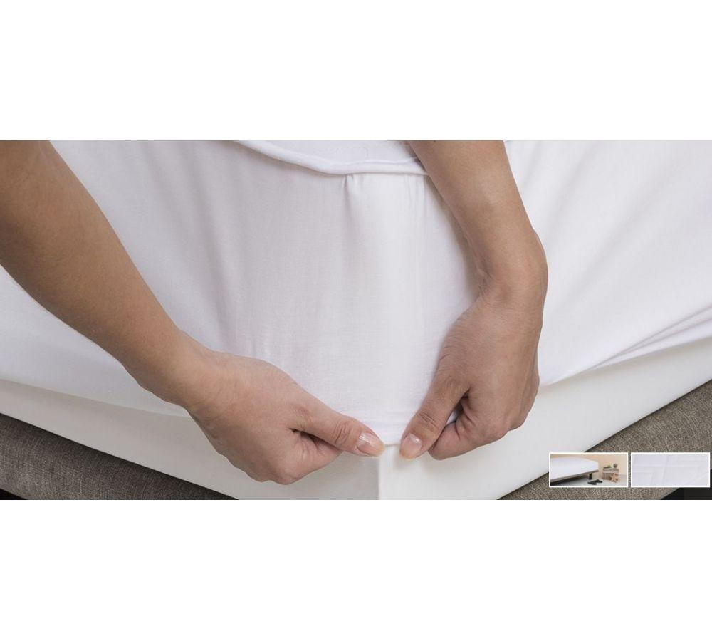 Cubrecolchón Acolchado Basic Impermeable de Velfont®
