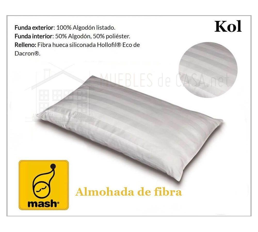 Almohada Fibra Kol de Mash