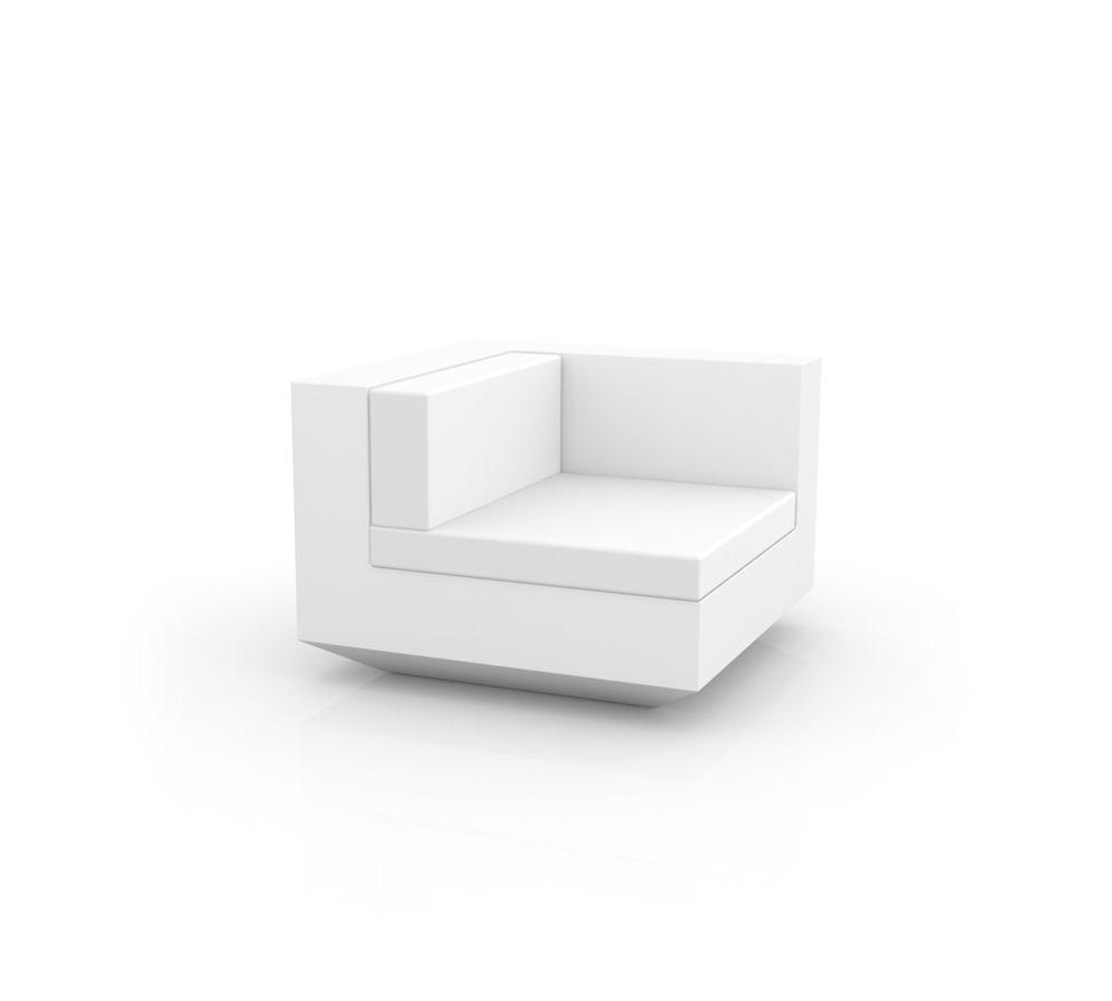 Sofá de Exterior Vela Vondom