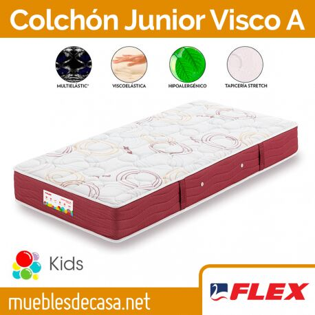 Colchon Flex Junior Visco A