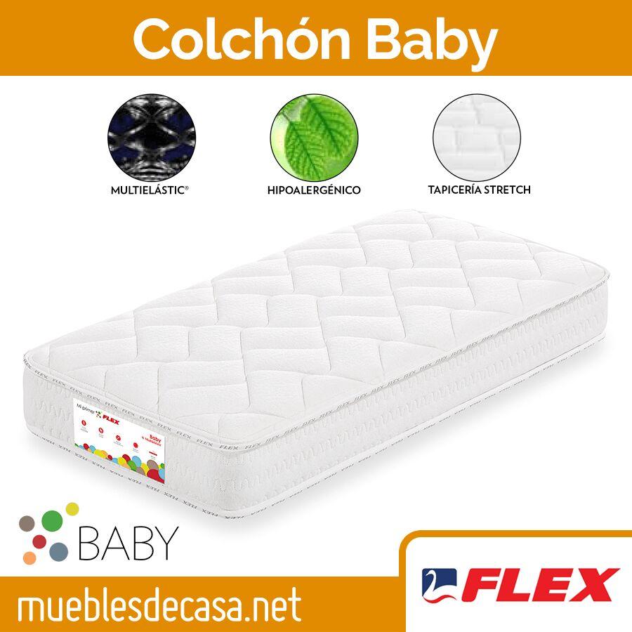 Colchón Baby de Flex
