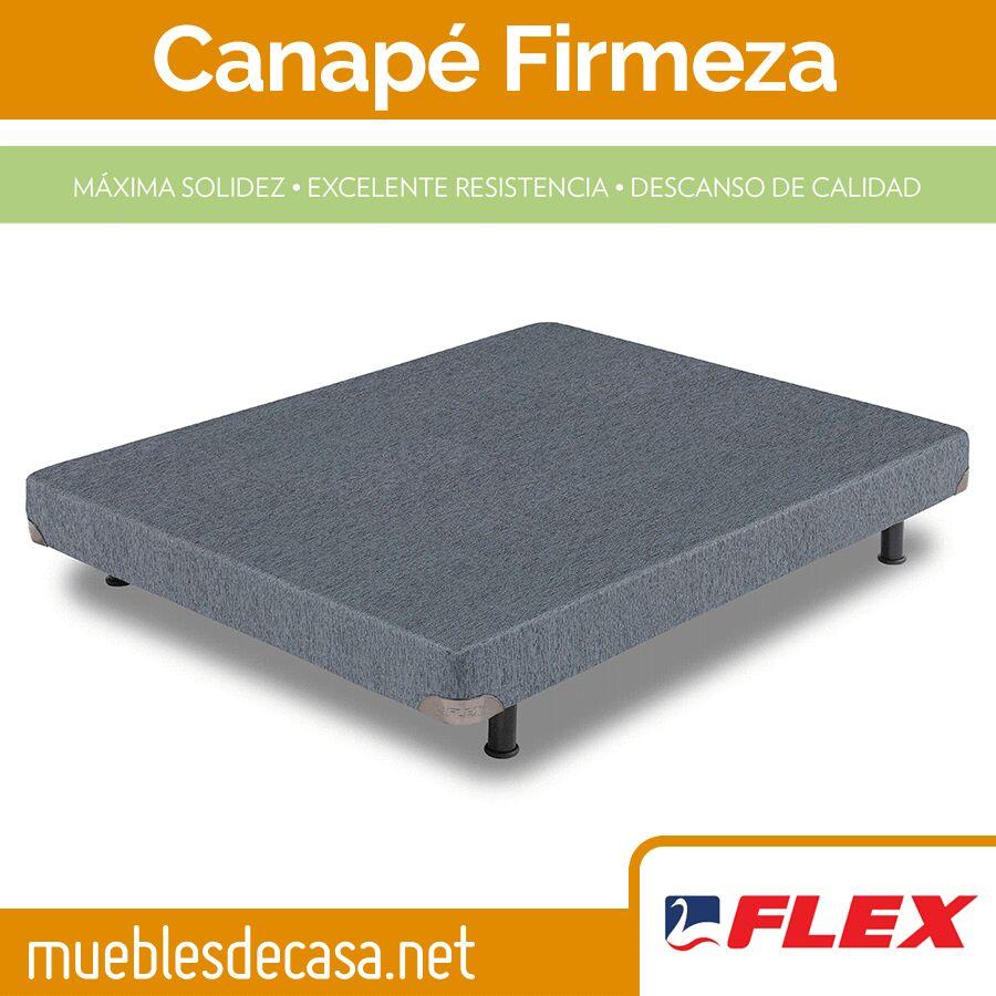 Canapé Firmeza Flex Transpirable