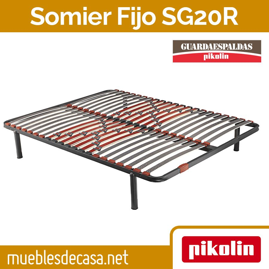 Somier SG20R de Pikolin