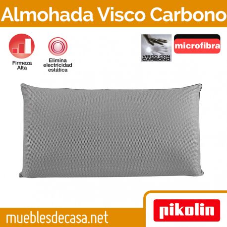 Almohada Pikolin Visco Carbono