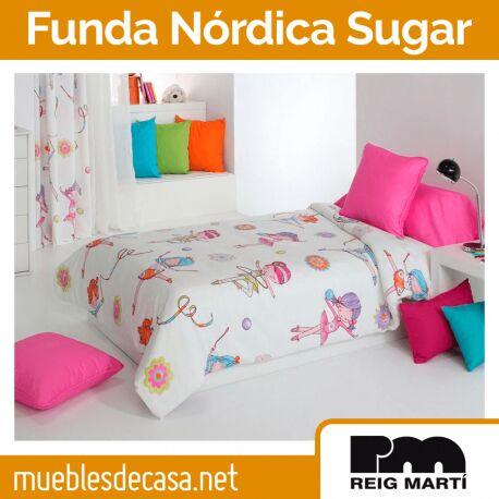 Funda Nórdica Infantil Reig Martí Sugar