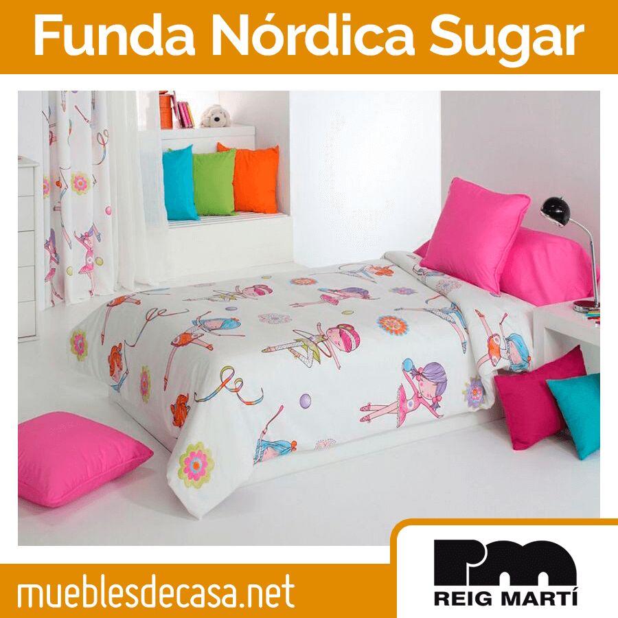 Funda Nórdica Infantil Sugar de Reig Martí