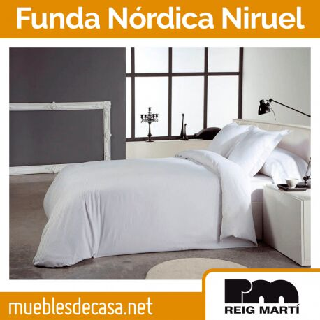 Funda Nórdica Reig Martí Niruel 100% algodón