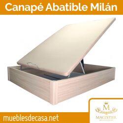 Canapé Abatible Madera al Suelo Milán de Magíster