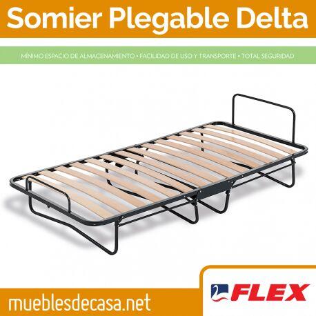 Somier Plegable Flex Delta