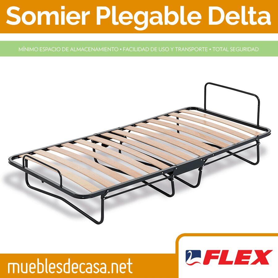 Somier Plegable Delta de Flex