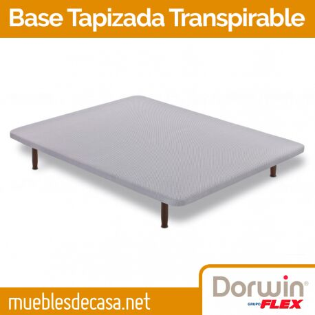 Base Tapizada Dorwin Transpirable