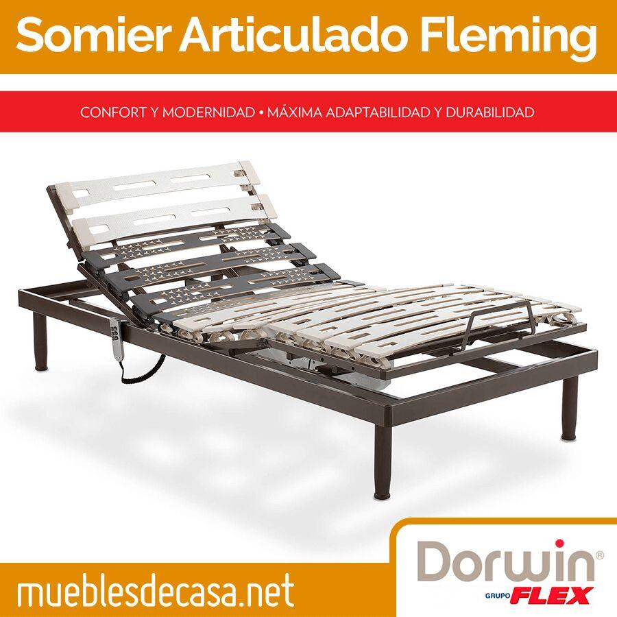 Somier Articulado Eléctrico Fleming Dorwin