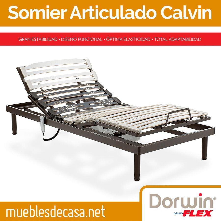 Somier Articulado Calvin Dorwin