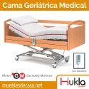 Cama Geriátrica Articulable Hukla Medical