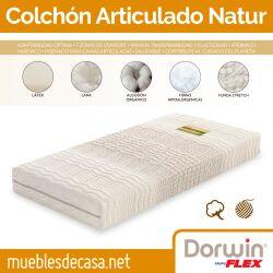 Colchón Natur Dorwin Látex