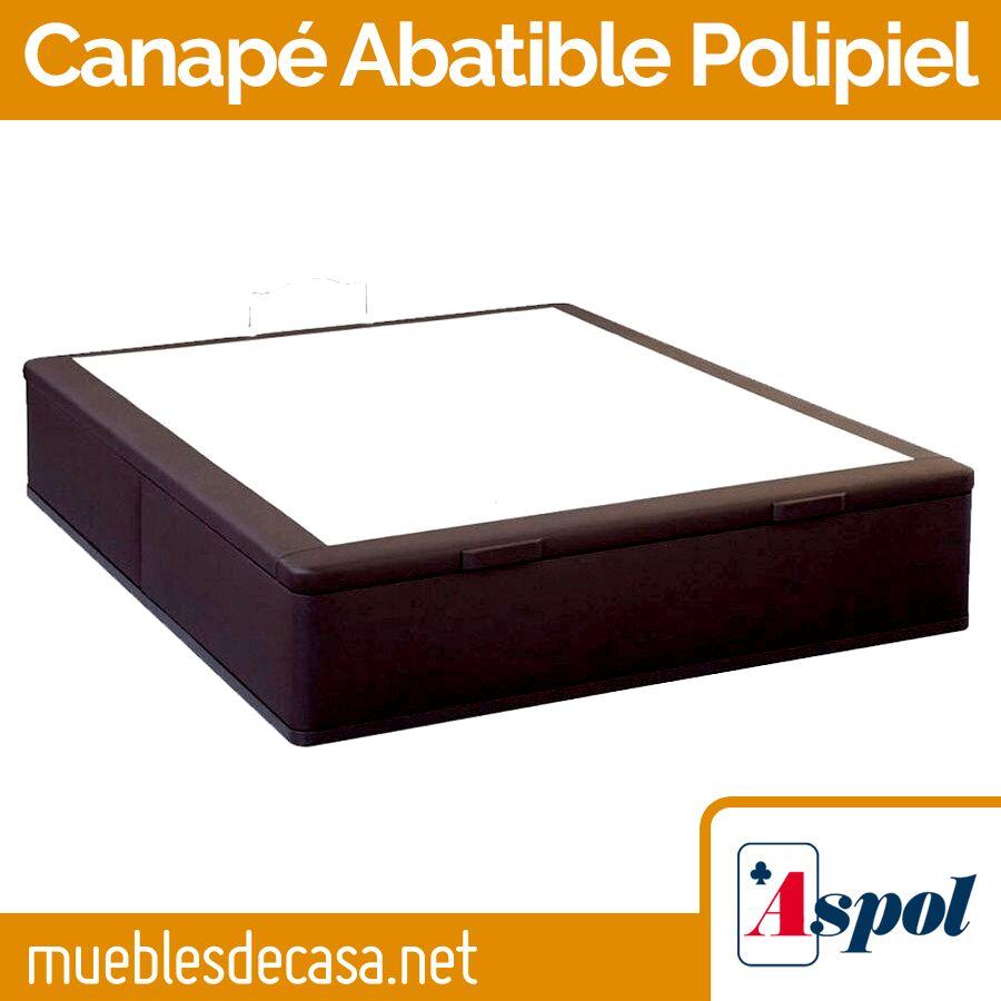 Arcón Aspol Acabado Tapicería/Polipiel