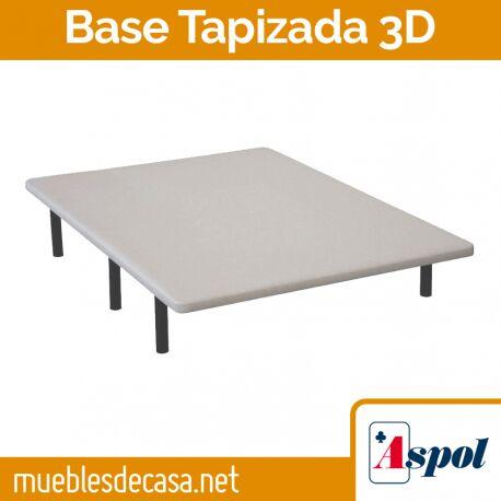 Base Tapizada Transpirable tejido 3D Aspol