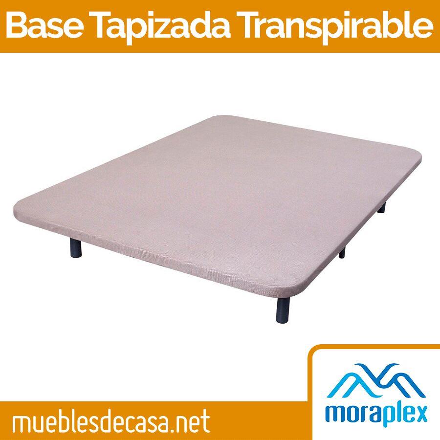 Base tapizada Transpirable Moraplex