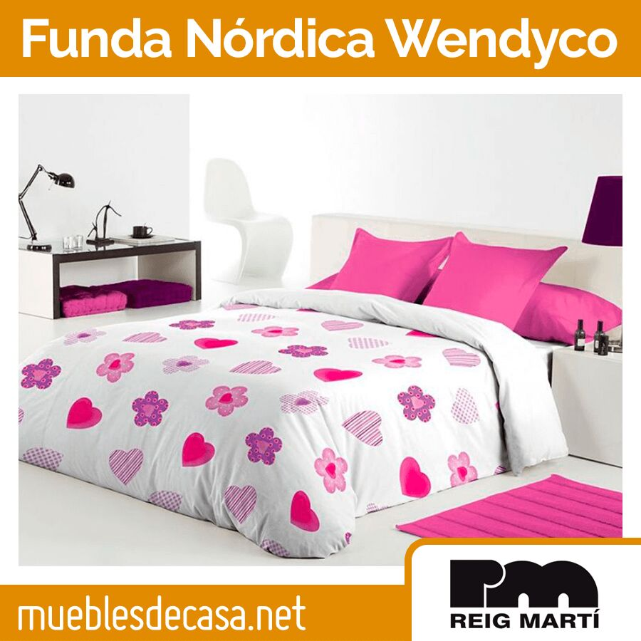 Funda Nórdica Wendyco de Reig Martí