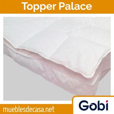 Topper de Plumón Modelo Gran Hotel de Gobi (Ferdown)