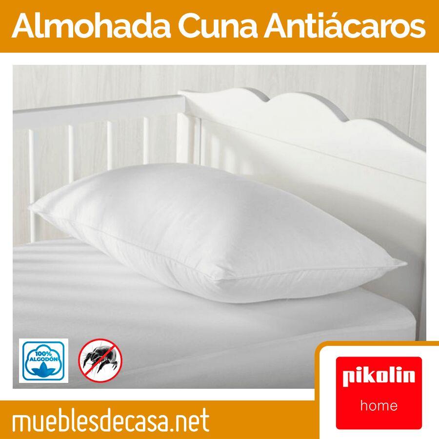 Almohada de Cuna Pikolin Home Antiácaros AH01