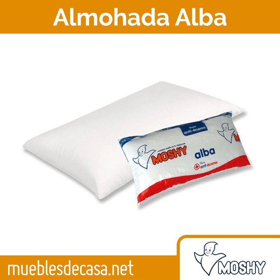 Almohada Moshy Alba