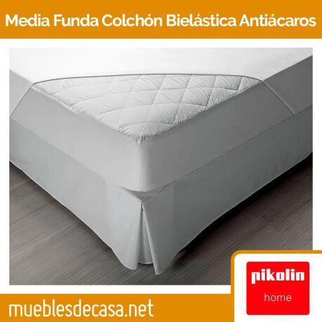 Protector de Colchón Pikolin Home Acolchado Aloe Vera Impermeable PA33