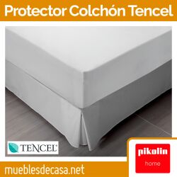 Cubrecolchón Tencel® Impermeable de Pikolin Home