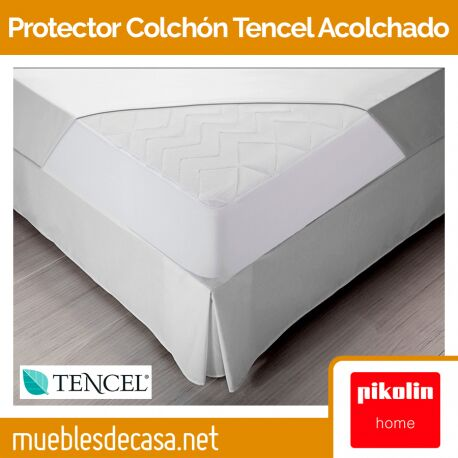 Protector de Colchón Pikolin Home Tencel® Acolchado PA31