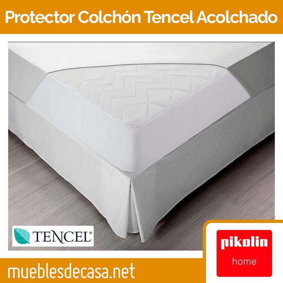 Protector Colchón Tencel® + Thermic® Acolchado de Pikolin Home
