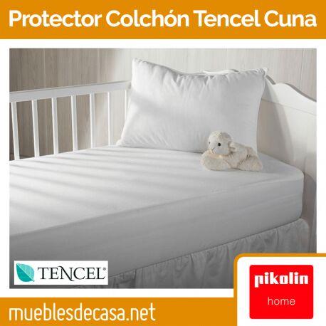 Protector de Colchón Pikolin Home Cuna Tencel® Impermeable PP03