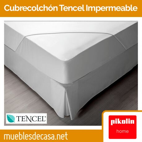 Cubrecolchón Pikolin Home Tencel Impermeable PP03