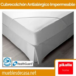 Cubrecolchón PP09 antialérgias de Pikolin Home