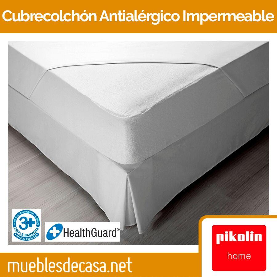 Cubrecolchón PP09 antialérgias de Pikolin Home