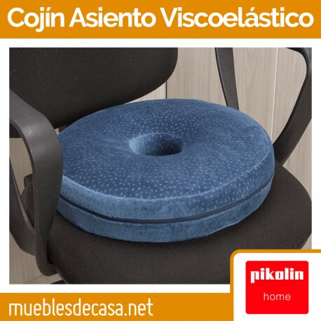 Cojín Asiento Pikolin Home Viscoelástico AH49