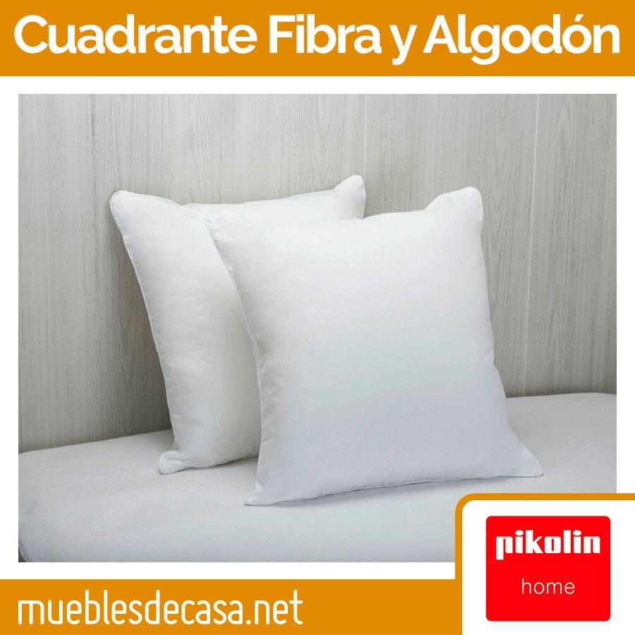 Cuadrante de Pikolin Home Antiácaros de fibra y algodón
