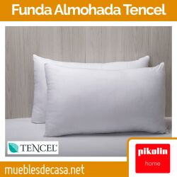 Funda de almohada Tencel® de Pikolin Home