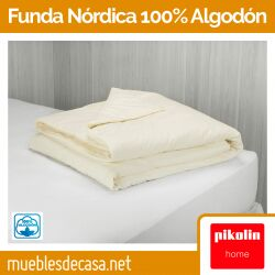 Funda Nórdica 100% Algodón de Pikolin Home