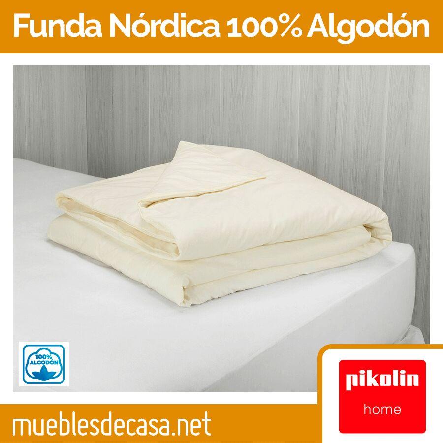 Funda Nórdica 100% Algodón de Pikolin Home