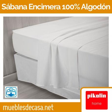 Sábana Encimera Pikolin Home 100% Algodón