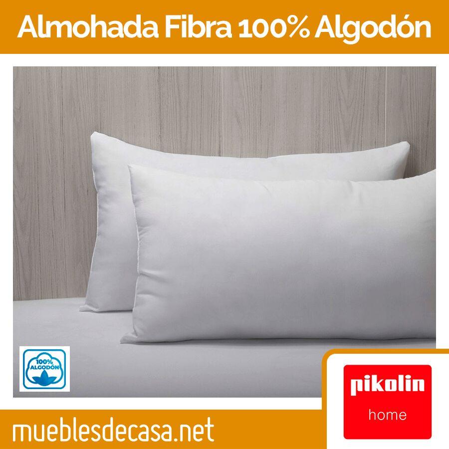 AlmohadaPikolin Home Fibra 100% algodón AH01