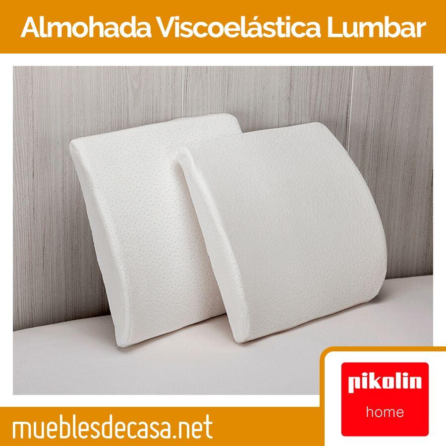Almohada Viscoelástica Lumbar AH 23 de Pikolin Home