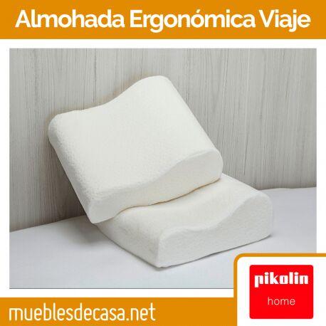Almohada Pikolin Home Ergonómica Viaje AH29