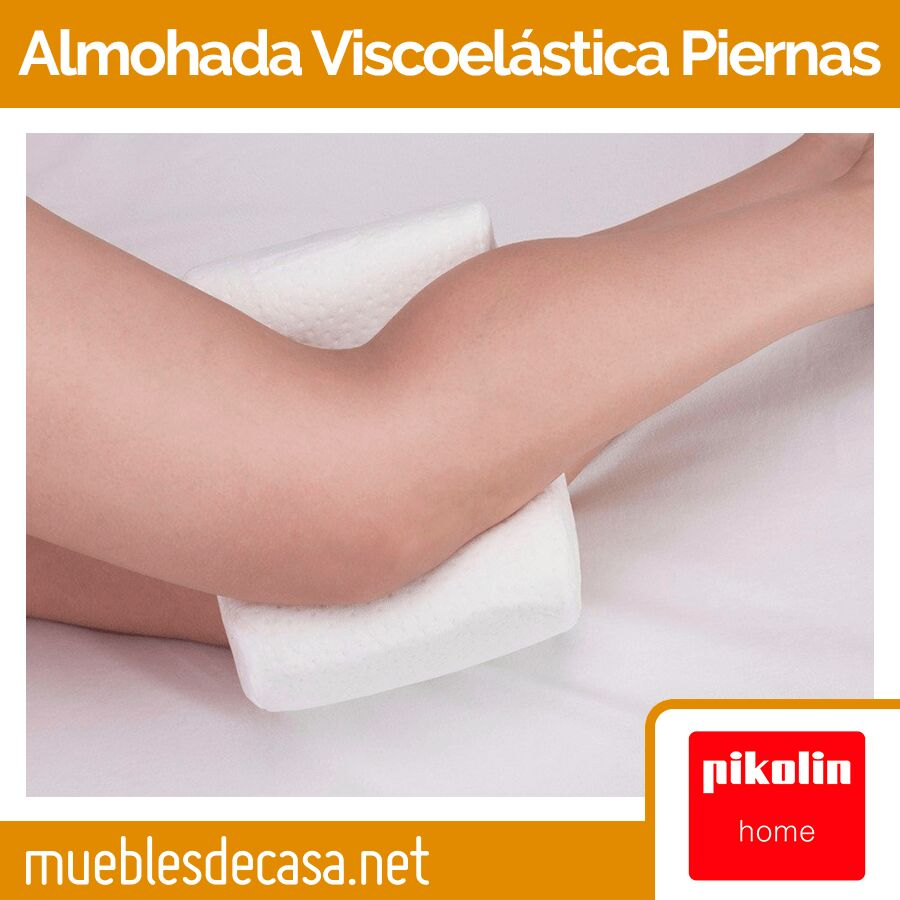 Almohada de Pikolin Home Viscoelástica Piernas Ergonómica AH88