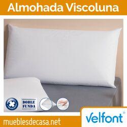 Almohada Viscoelástica Viscoluna Velfont