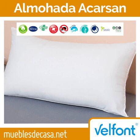 Almohada Velfont Acarsan Antiácaros
