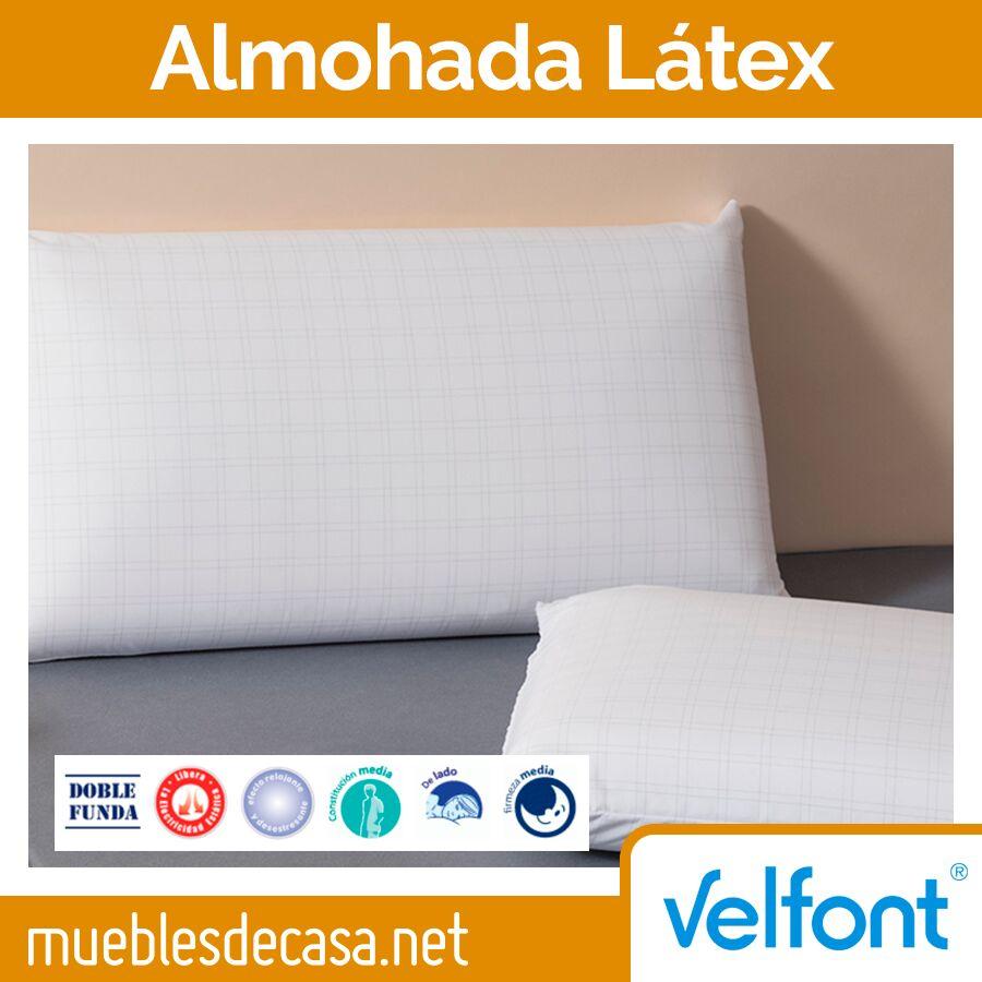 Almohada de Látex de Velfont