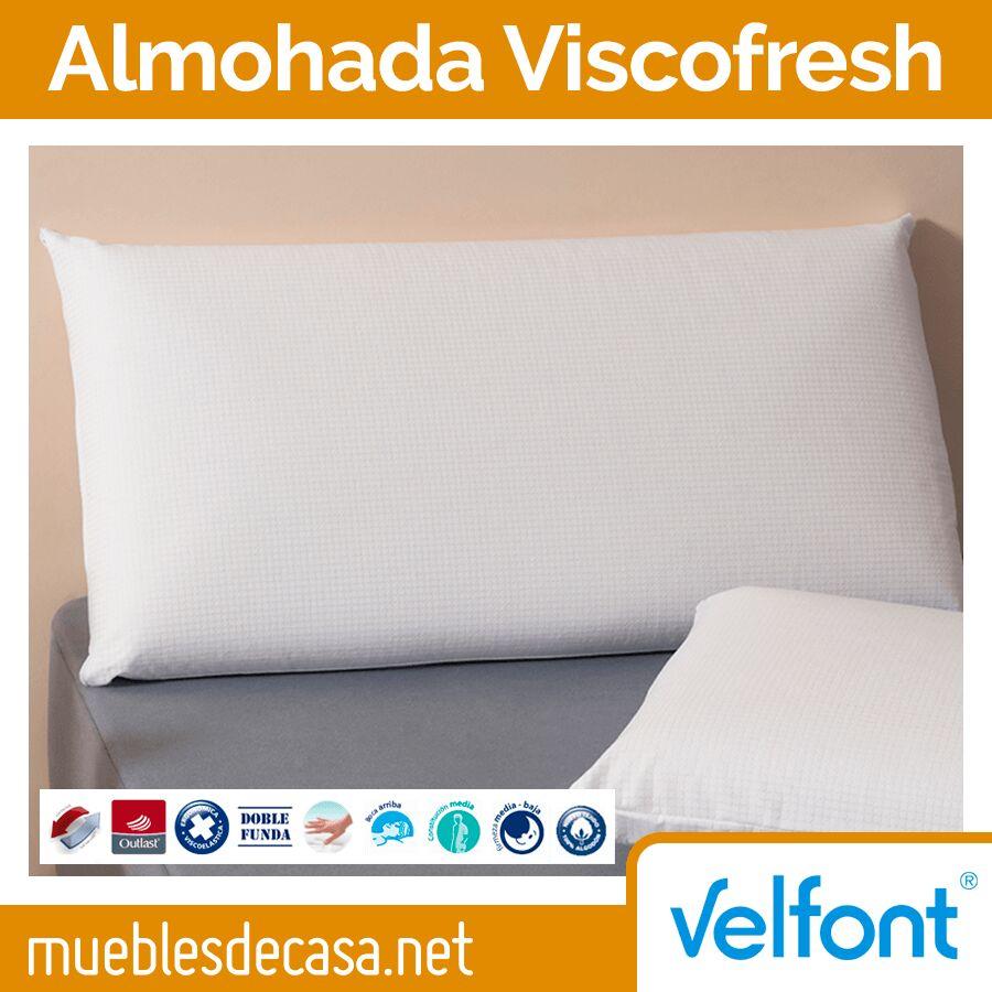 Almohada Viscoelástica Viscofresh de Velfont