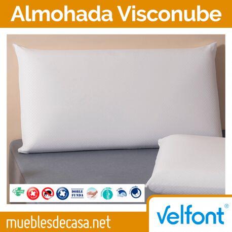 Almohada Velfont Visconube Antiácaros